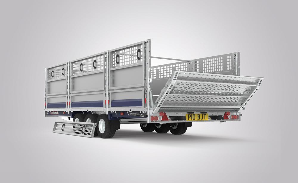 Cargo Panel tipper