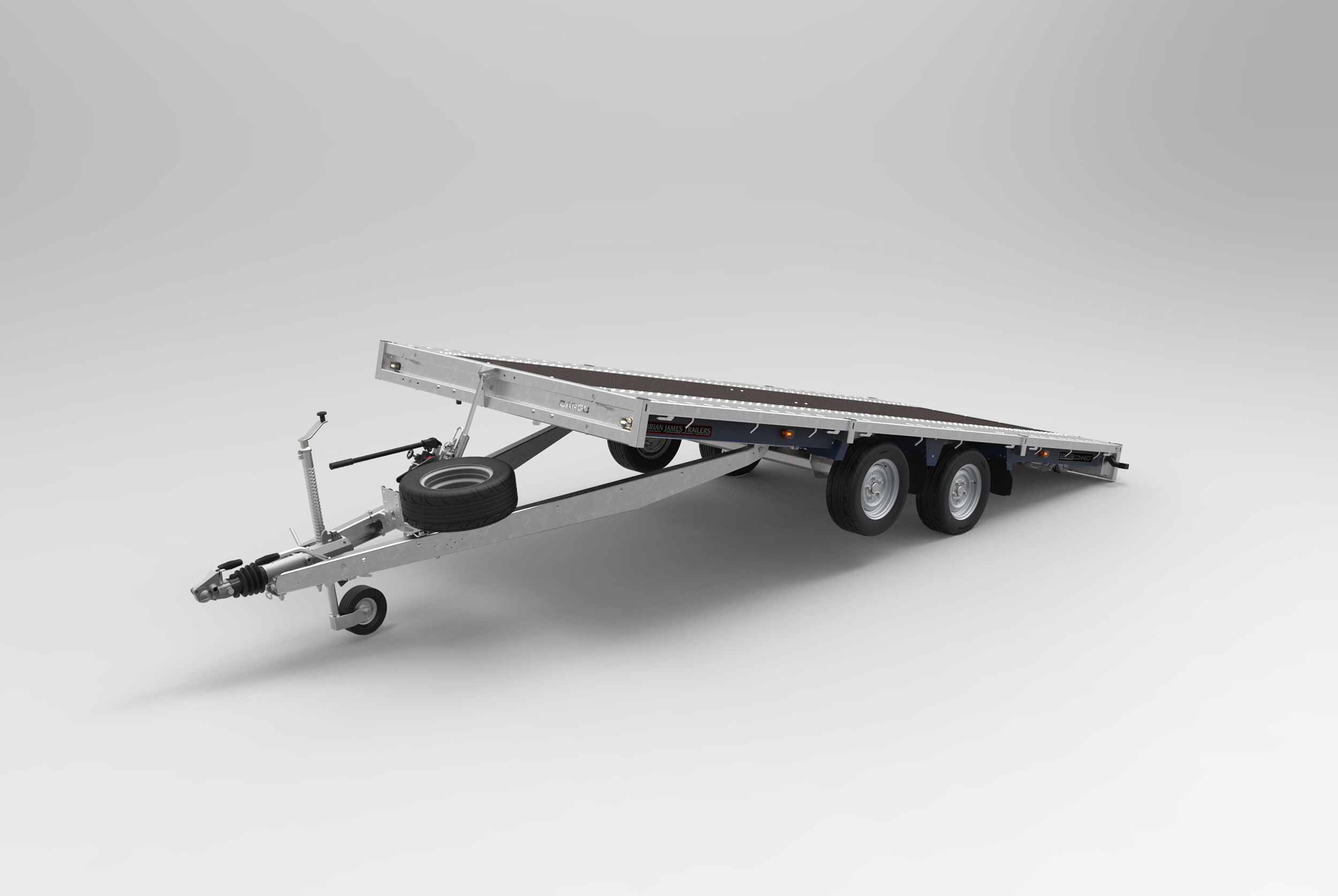 Twin Axle Trailer - Brian James Trailers
