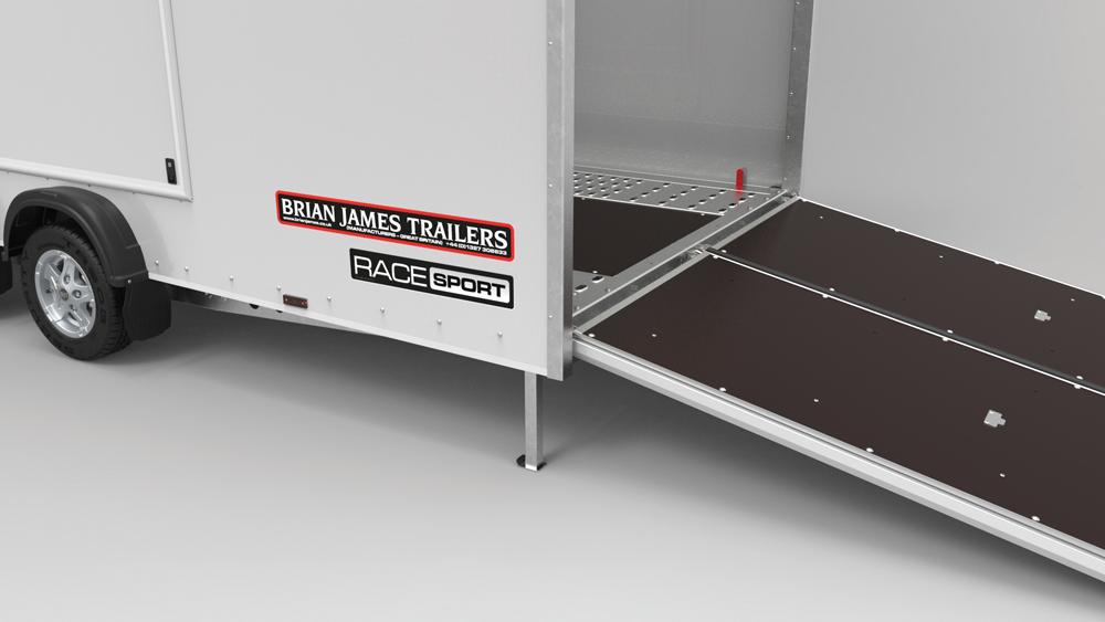 race sport trailer