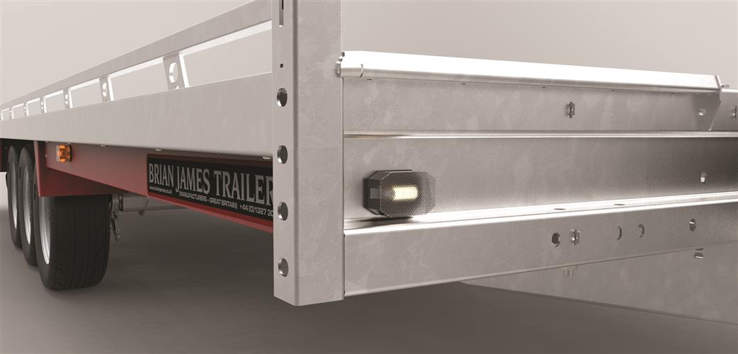 Brian James Trailers manfactured Great Britain, available New Zealand