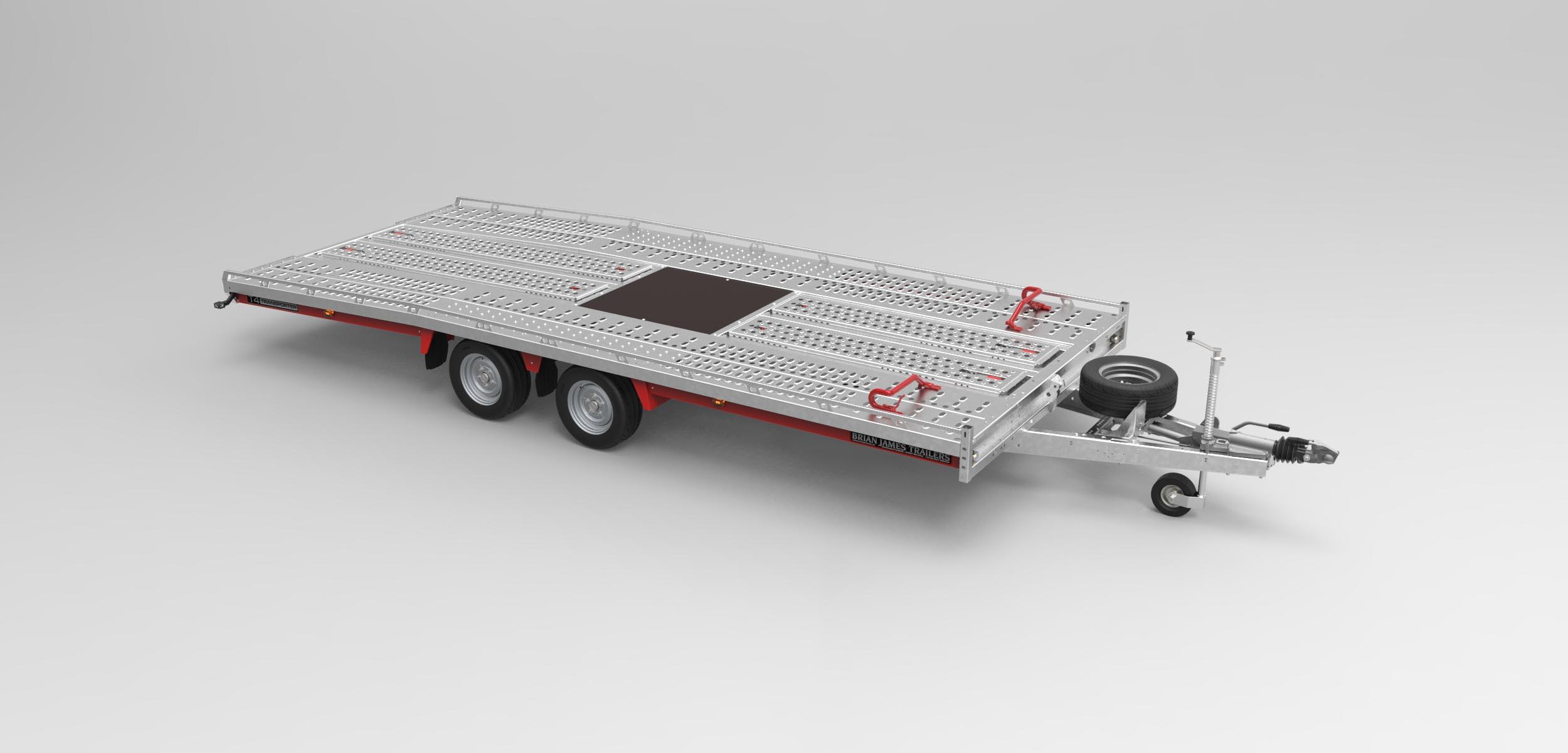 BJT Car trailer New Zealand