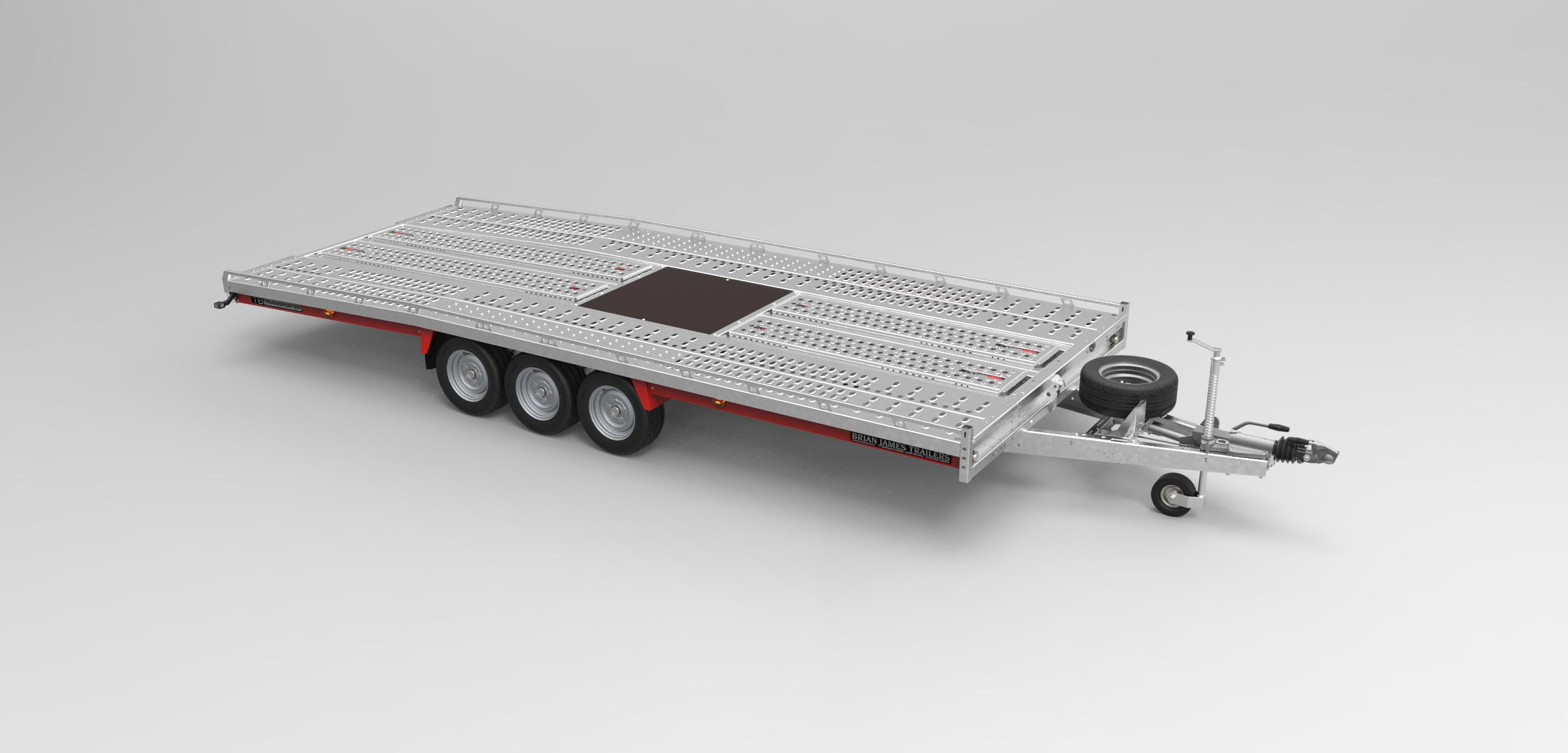 Flat Deck Brian James Trailer