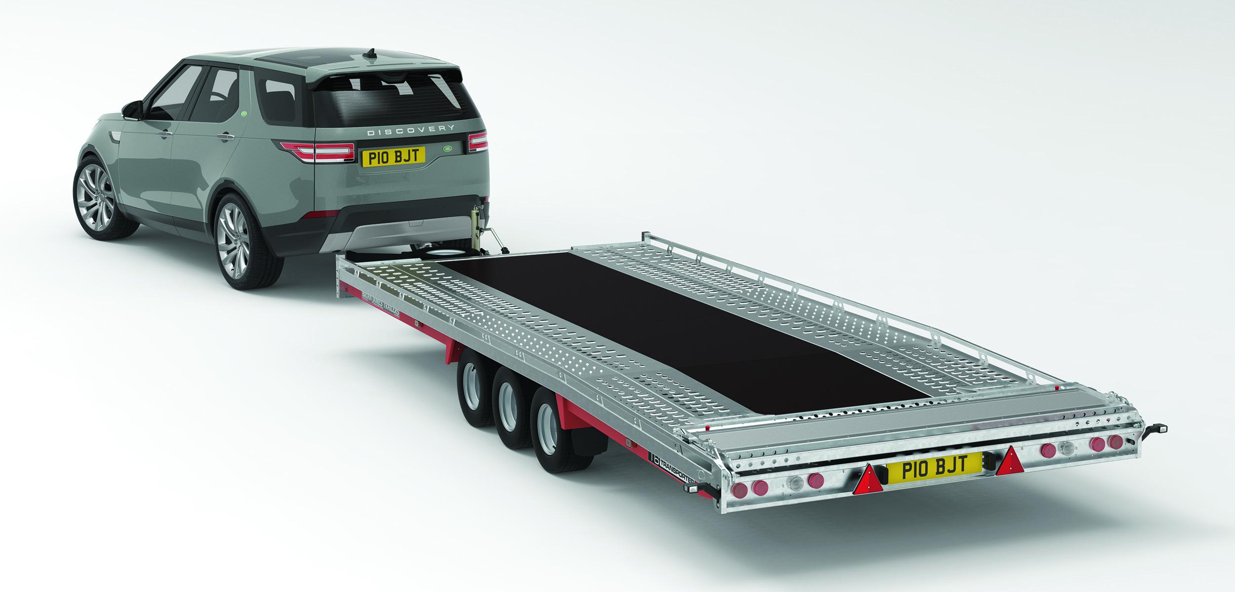 T6 full width trailer