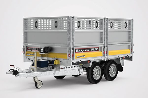BJT tipper trailer
