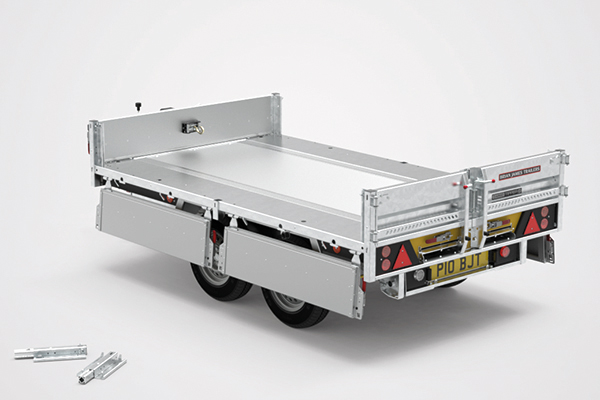 Cargo Connect tipper