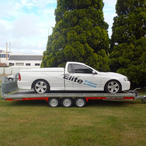 Brian James Trailer - Elite Trailer Dealer