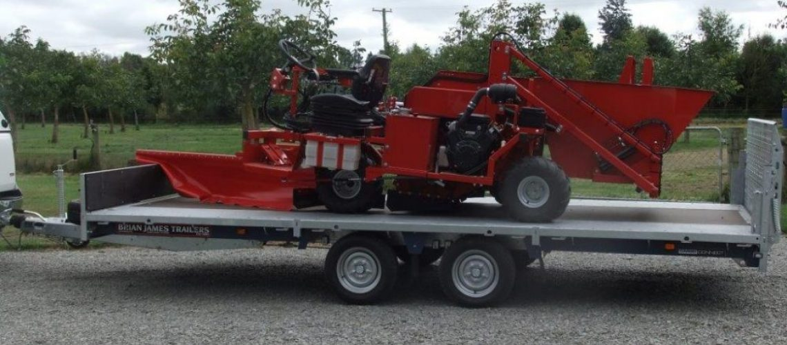 Brian James Trailer for Agriculture Farm Machinery
